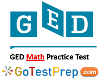 GED Math Practice Test PDF 2020 Free