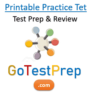 Reading Comprehension Sample Practice Test Questions with ...