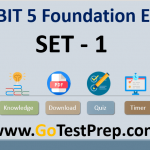 COBIT 5 Foundation Exam Question and Answers PDF 2020