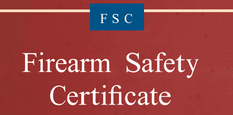 FSC Practice Test 2021 California Firearm Safety Certificate (Updated)