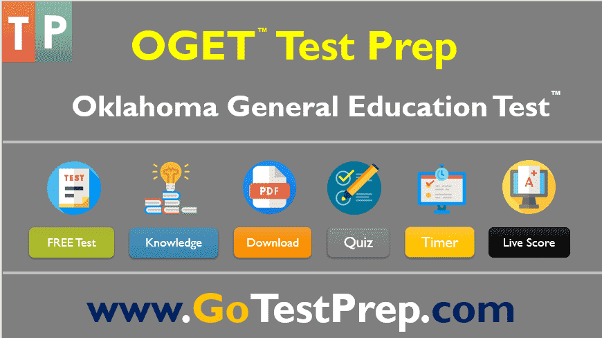 OGET Practice Test 2021 and Study Guide Free PDF