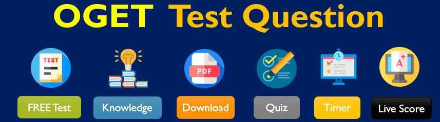 OGET Practice Test 2020