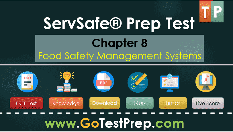 ServSafe Test Food Safety Management Systems Practice Test Free