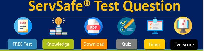 ServSafe Practice Test & Study Guide Free