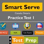 Smart Serve Practice Test 2021 Canada, Ontario (FREE PDF)