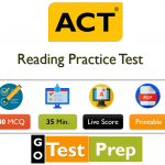 ACT Reading Practice Test Free PDF