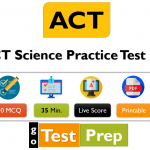 ACT Science Practice Test 2021 [PDF] with answers and solution