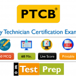 Free PTCB Practice Test 2020 Pharmacy Technician Certification Exam