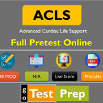 ACLS Pretest Questions and Answers 2019-20 (Full Practice Test)