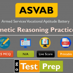 Free ASVAB Arithmetic Reasoning Practice Test 2020 Sample Questions Answers (PDF)