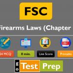 FSC Practice Test (Ch 5 Firearms Laws)