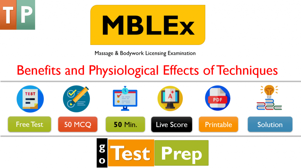 MBLEx Benefits and Physiological Effects of Techniques ...