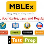 Free MBLEx Ethics, Boundaries, Laws Practice Test 2021