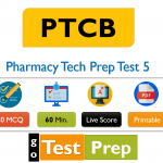 Pharmacy Technician Certification Exam Test Question 2020 Free