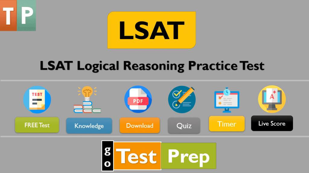 LSAT Logical Reasoning Practice Test 2021
