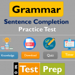 Sentence Completion Practice Test 2020: Questions Answers (Free Printable PDF)