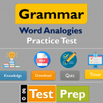 Word Analogies Practice Test 2020 Questions Answers (PDF)