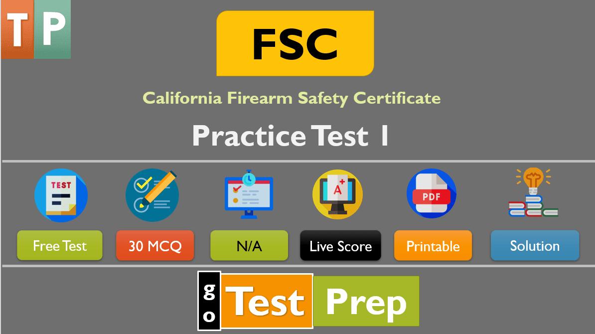 Free FSC Practice Test (30 Question Answers Set 1) Printable PDF