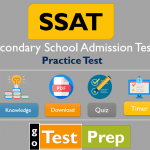 SSAT Practice Test 2021 and Study Guide (Printable PDF)