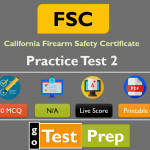 California Gun Permit Practice Test (30 Questions Answers)-min