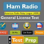 Ham Radio General License Practice Test 2021 (50 Questions Answers)