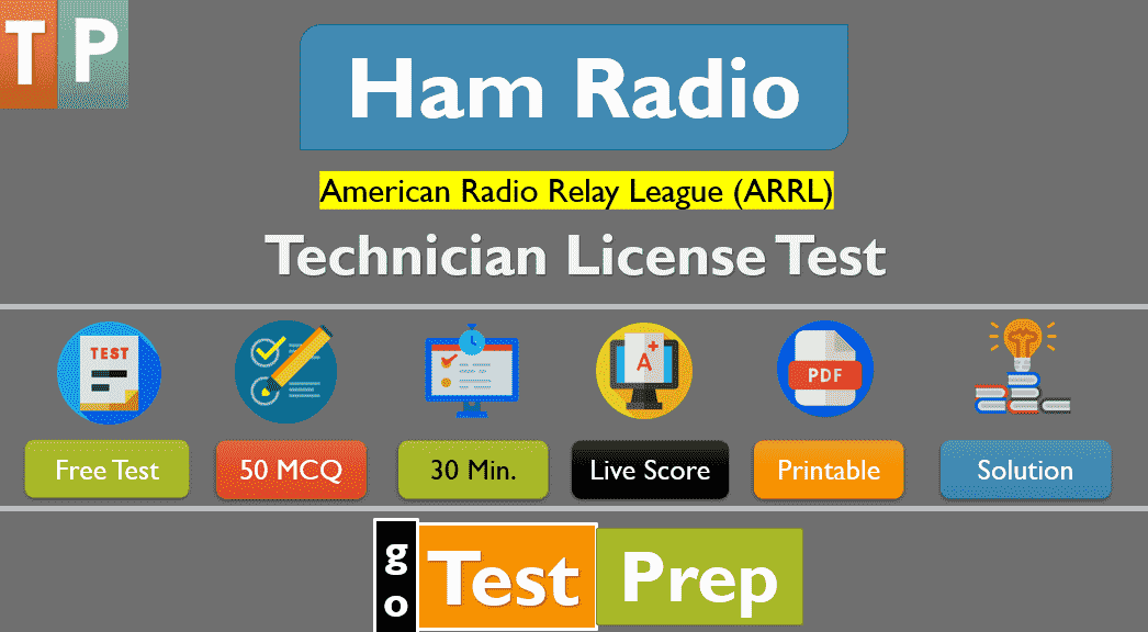 Ham Radio Practice Test for Technician License (50 Question Answers)