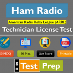 Ham Radio Technician Practice Test Questions Answers